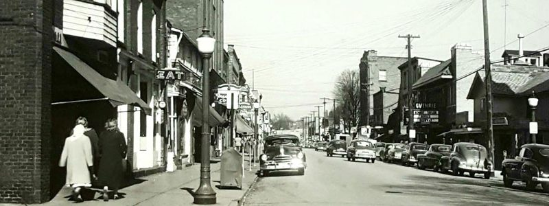 The History of Grove City