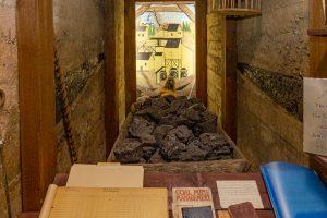 The Coal Mining Display