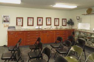 The John Sample Decorative Aluminum Heritage Center