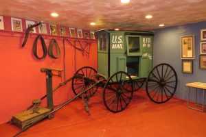 The Mail Wagon Room